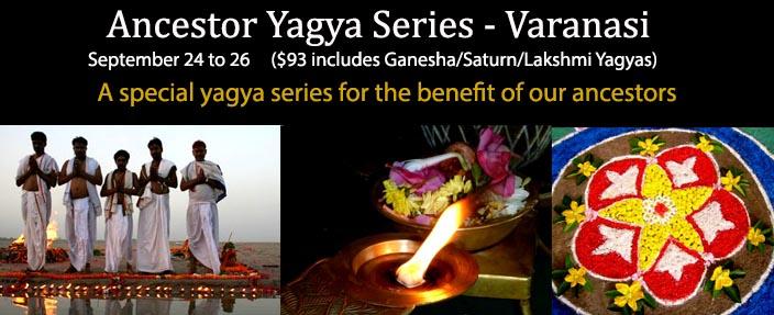 October 2015 Navaratri Yagyas